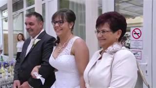 Zsófi & Bálint esküvő menyasszony kikérés 2018 09 07