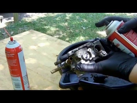 Suzuki Forenza throttle body, oil flush, fuel system clean-up