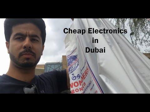 Cheap Electronics Market in Dubai