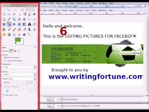 How to edit facebook pictures part6 free picture editing videos from www.bargains.writingfortune.com