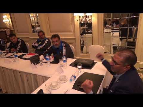 د.عبد العزيز الملا يوضح دور الغذاء المتوازن للاعبى الأولمبياد الخاص