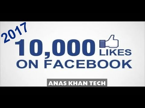How to get More Likes On Facebook Profile Picture with monile phone- 2017 100% work Guarantee