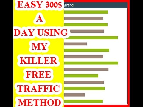 CLICKBANK TRAINING 2017 - HOW TO GET UNLIMITED TRAFFIC TO YOUR CLICKBANK AFFILIATE LINK