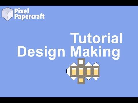 Papercraft Designing Tutorial