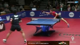 Download Timo Boll vs Fang Bo | Semifinal Champions League 2018/2019 - Leg 2 Video