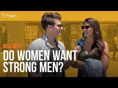 Will Witt Asks Women What They Want in a Man