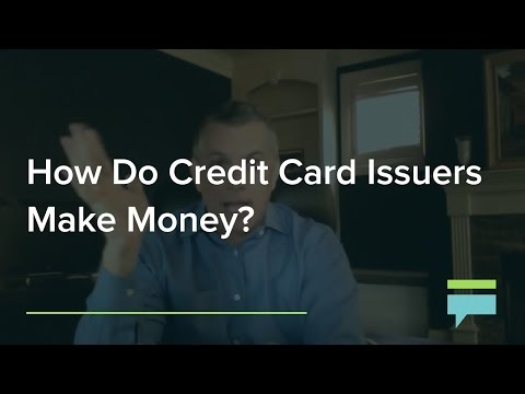 How Do Credit Card Issuers Make Money? - Credit Card Insider
