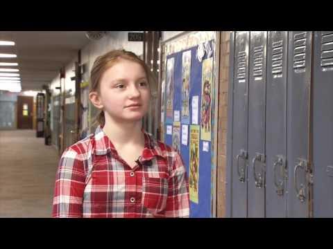 Aubrey Savero, Emmerson Academy Student