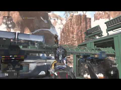 M1 Irons! - Call of Duty AW - PS4 - 1080 - HD