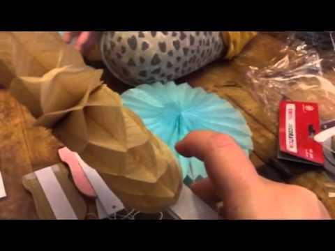 Sunbeauty 9 inch Paper Fan