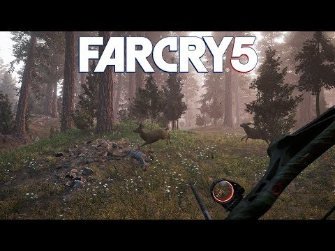 Big Game Hunting - Far Cry 5 Coop Gameplay