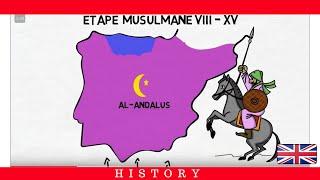 Histoire d'Espagne en 5 minutes