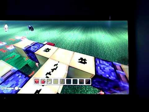 Minecraft rainbow runner tutorials part three