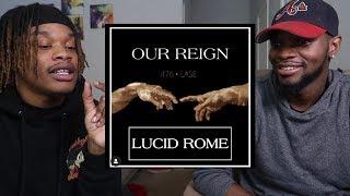 lucid Prophet - Our Reign Ft. Wavysight - REACTION (PP)
