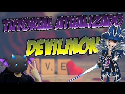 Devilmon como usar - Iniciantes