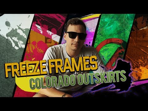 Colorado Outskirts Freeze Frames for FCPX