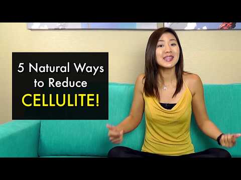 5 Natural Ways to Get Rid of Cellulite FAST!