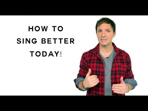 How To Sing - Learn To Sing Better Today!