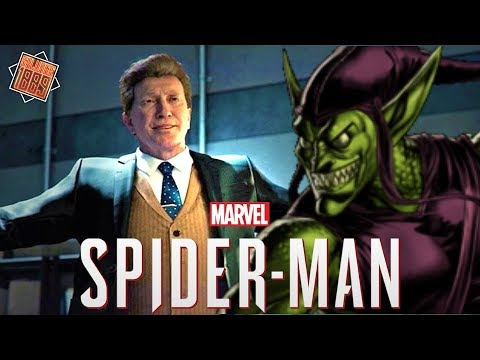 Spider Man PS4: Will Norman Become Green Goblin?