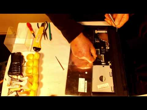 HOW TO REMOVE LAPTOP MOTHERBOARD ACER 5552G