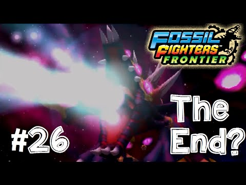 Fossil Fighters: Frontier Nintendo 3DS THE END? Walkthrough/Gameplay Part 26 English!