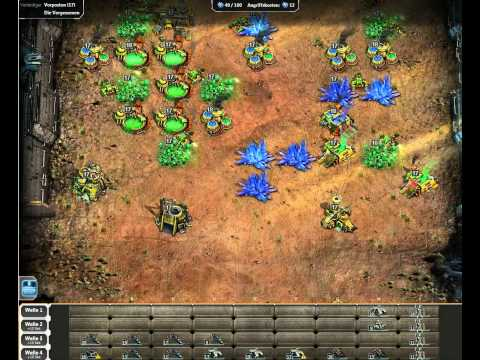 Command & Conquer Tiberium Alliances: Einsatz von Fake-Units #2