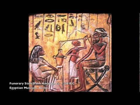 Beer in Ancient Egypt (Ancient Art Podcast 51)