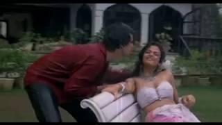Rahul Roy And Sheeba Wild  Making Scene - Pyaar Ka Saaya - Bollywood Bedroom Scene