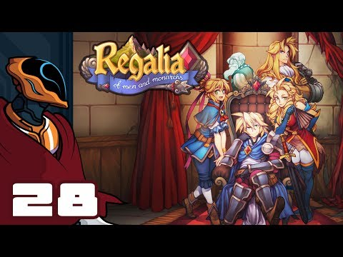 Let's Play Regalia: Of Men And Monarchs - PC Gameplay Part 28 - Outnumbered And Overwhelmed