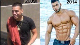Bradley Martyn Transformation & Motivation | GulluTube Ulisses Jr Before And After