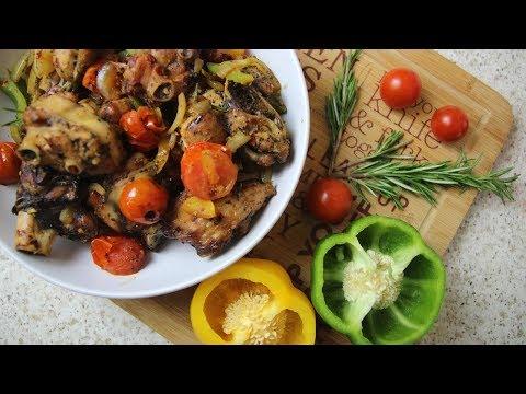 ROSEMARY GRILLED TURKEY WINGS 😋👌 | Nigerian Food Recipes