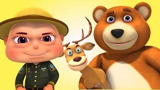 Bear Rescue Episodes   Zool Babies Series   Cartoon Animation For Children   Videogyan Kids Shows