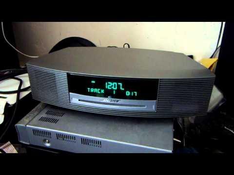 Bose wave radio,