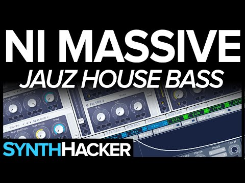 Massive Tutorial - JAUZ 'Deeper Love' Heavy Future House Bass
