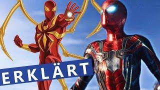 Avengers 3: Infinity War   Was kann Iron Spider?