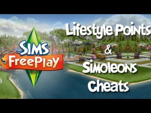 Sims FreePlay - Money & LP Cheat  IOS/ANDROID (NO Jailbreak Or Computer) | XCultureSimsX