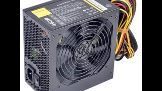 Unboxing and Review of Antec VP450P power supply