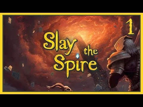 Slay The Spire - #1 - The Power of Poison
