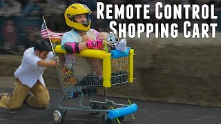 REMOTE CONTROL Shopping Cart (not Fortnite)