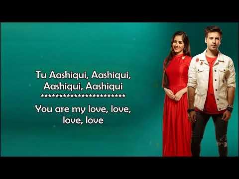 Xxx Mp4 Tu Aashiqui Title Track Rahul Jain OST Colors Lyrical Video With Translation 3gp Sex