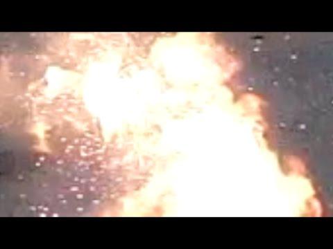 Firecracker @ 1200 FPS