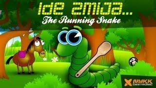 Ide Zmija (Running Snake) - Amazing Cartoon Music Video for Kids
