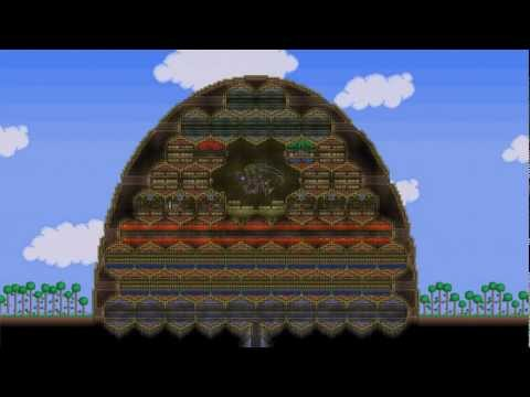 Terraria - Busy Bee Hive