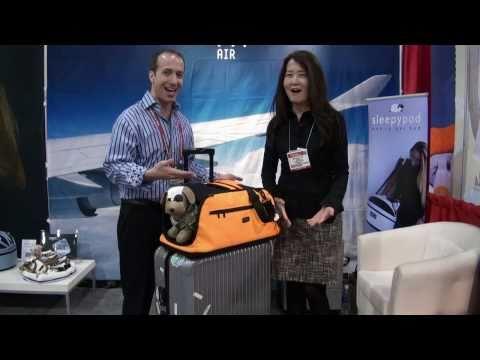 Sleepypod Air Travel Dog Carrier - A Phenomenal Quality Pet Carrier