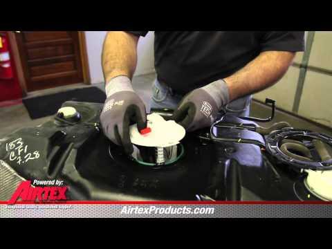 How to Install Fuel Pump Assembly E7189M 2004 - 2010 Chrysler PT Cruiser