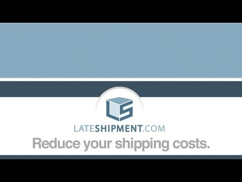 Save money on your UPS and FedEx shipping costs.