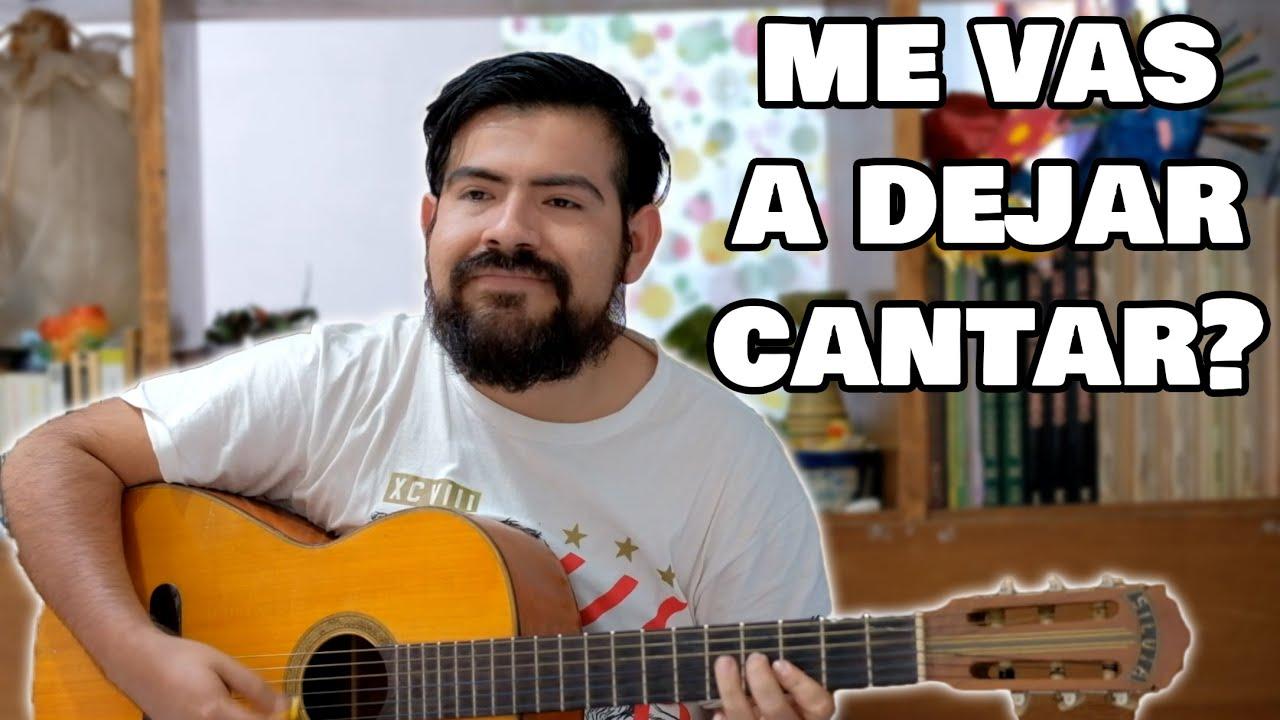 Cuando el guitarrista mete muchos adornos -JCesarTV