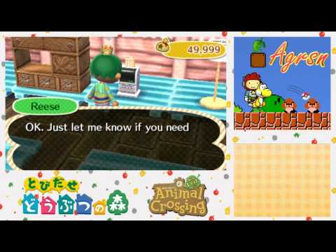 AC: New Leaf w/ Agrsn Day32p2: Pick Up Your Trash!