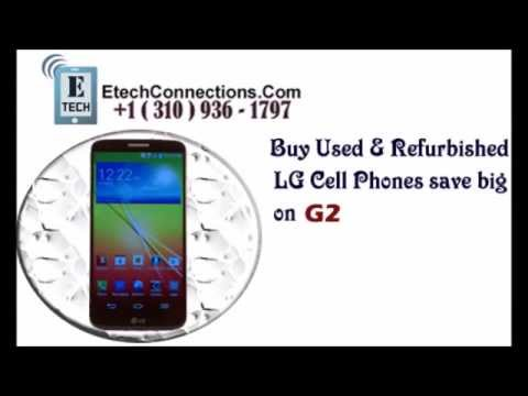 Buy Used LG Cell Phones for Cheap Price