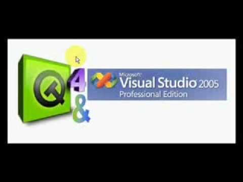 Qt + Visual studio 2005 part 1/5